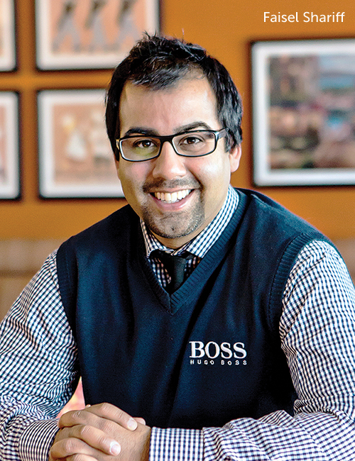 Faisel Shariff