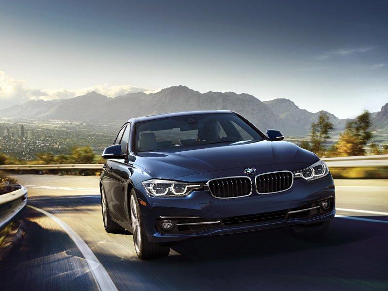 2017 BMW 330xi