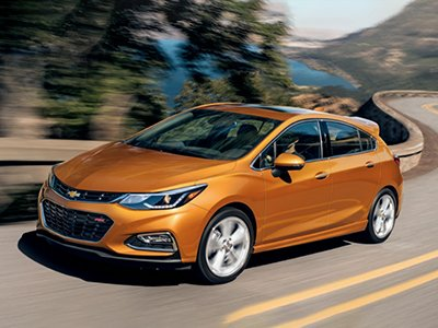 2017 Chevrolet Cruze LT Hatch