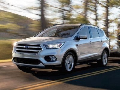 2017 Ford Escape SE 201A