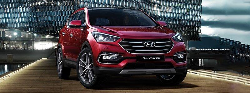 2017 Hyundai Santa Fe Sport 2.0T Limited